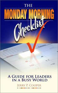 Monday Morning Checklist-cover